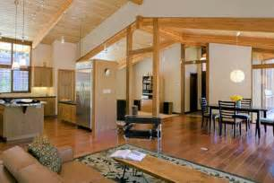 Wood Interior Homes Wooden House Interior Inspirations Iroonie