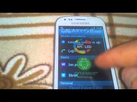 Samsung S3 Replika samsung galaxy s3 mini replika tan箟t箟m箟 replikacihaz
