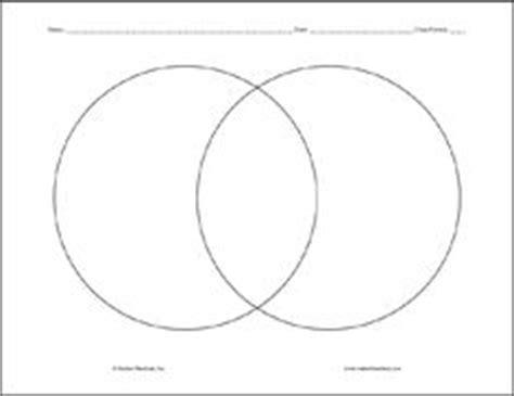 venn diagram foldable printable venn diagram with lines reading compare contrast