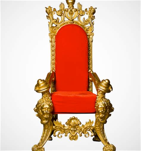 Royal Chair by Royal Christening Gifts Xennox Diamonds