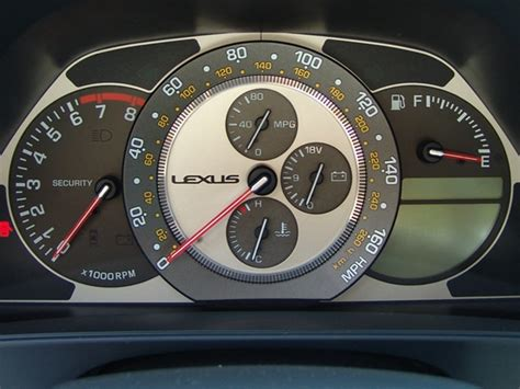 automotive repair manual 1996 lexus ls instrument cluster 2005 lexus is300 reviews and rating motor trend