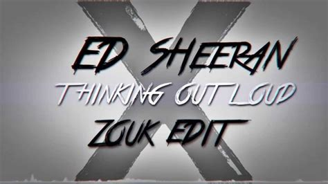 ed sheeran perfect acapella ed sheeran thinking out loud dr beats zouk remix 2016