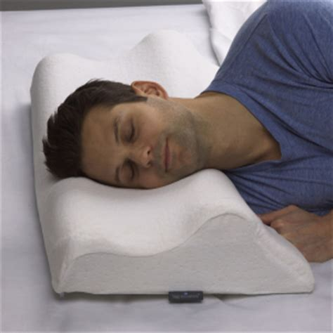 The Pillows Sleepy by Sleep Innovations Anti Snore Memory Foam Pillow Review