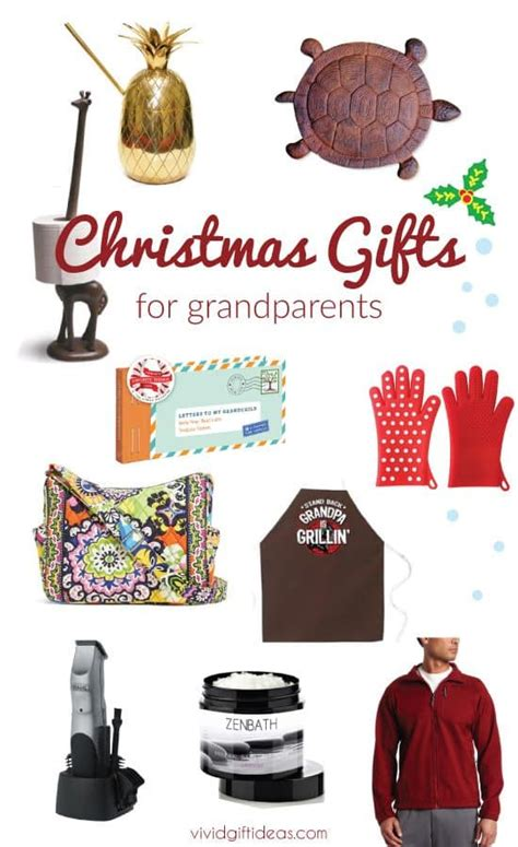 10 present ideas for grandparents christmas specials