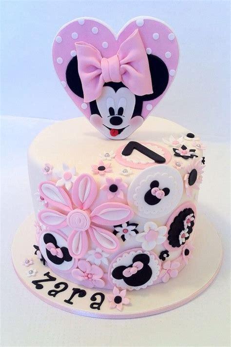 Minnie Mouse Cake   Picmia
