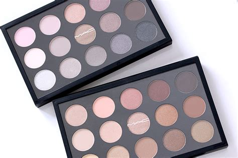 Eyeshadow X15 Warm Neutral Mac image gallery mac 15 palette