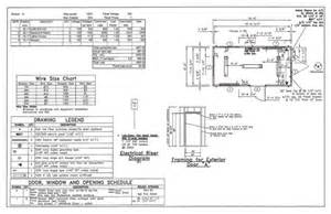 Cargo Trailer Conversion Floor Plans by Office Trailer Floor Plans