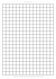 graph paper   quad ruled  print