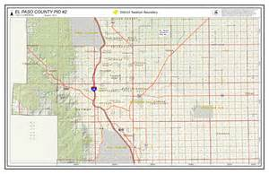 el co map assessor office el paso county co