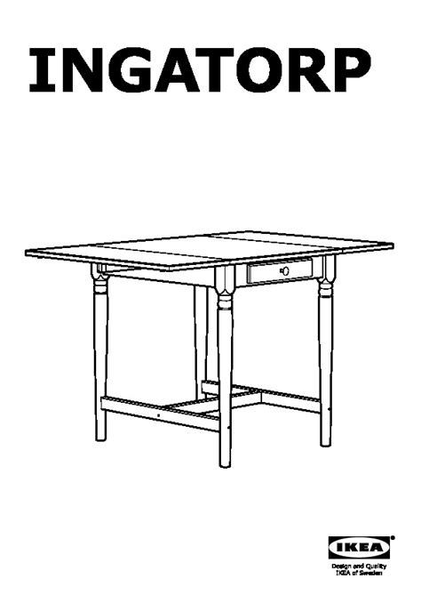 Ingatorp Drop Leaf Table Ingatorp Ingolf Table And 2 Chairs White Ikea Canada Ikeapedia