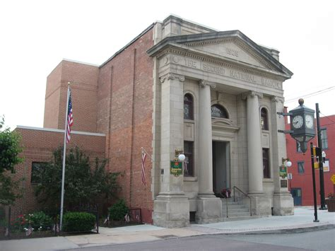 bank of pennsylvania second national bank of meyersdale meyersdale roadtrippers