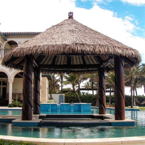 Tiki Bar Florida In Pool Tiki Bar Florida Tropical Pool Other By