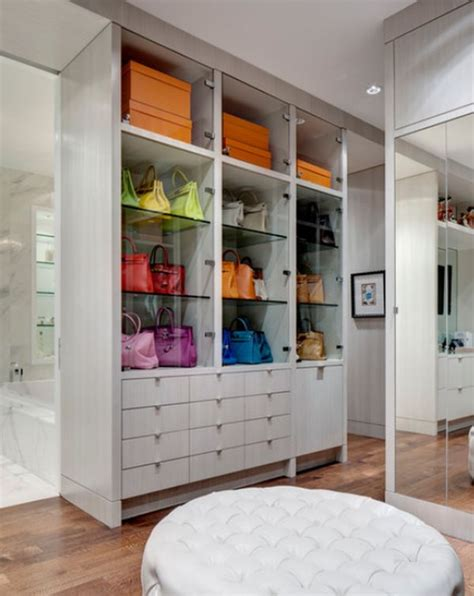 Lemari Tas how to arrange your walk in closet
