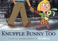 knuffle bunny too a 1406313823 knuffle bunny too book by mo willems 1 available editions half price books marketplace books