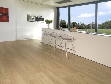 Laminate floor tiles with wood effect BERRYALLOC PURELOC