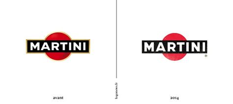 martini and logo martini plus authentique avec nouveau logo logonews