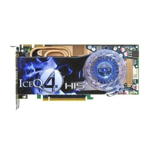 His Radeon Hd4850 Iceq 4 his radeon hd 4850 iceq 4 turbox la fiche technique