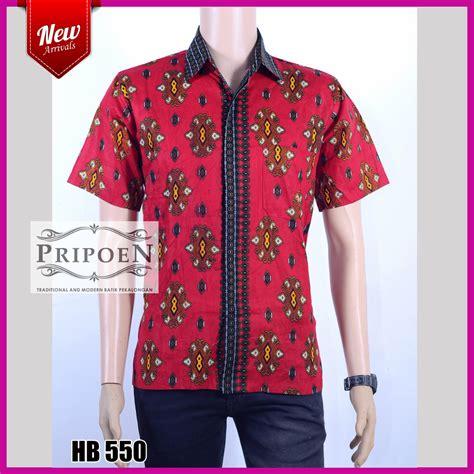 Kemeja Formal Salur Tipis Uk L kemeja batik gratis ongkir pusat grosir batik pekalongan
