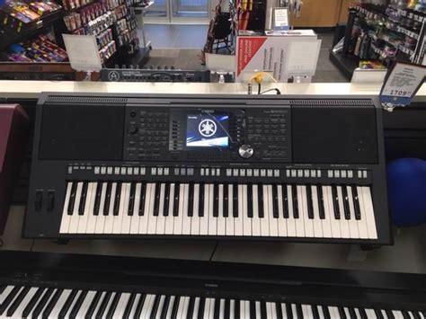 Keyboard Yamaha S950 Baru Yamaha Psr S950 Arranger Workstation Keyboard Mcquade Musical Instruments