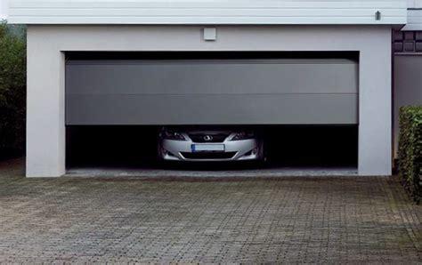 porte de garage sectionnelle novoferm