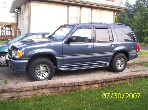 1998 mercury mountaineer information and photos momentcar