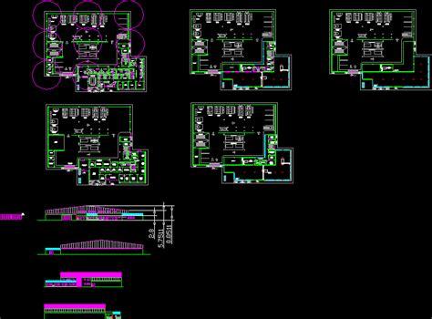 workshop layout dwg planos de casas planos de construccion