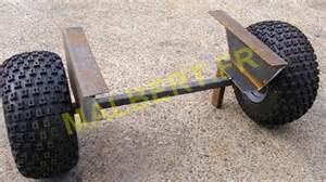 remorque tracteur tondeuse jardiland pas cher 123 remorque