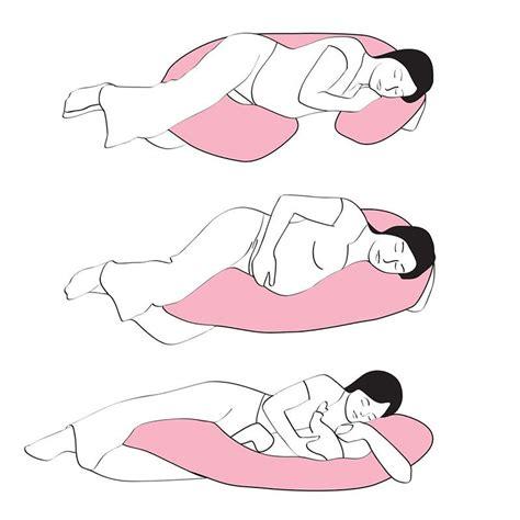 stillkissen schlafen schwangerschaft motherhood stillkissen und lagerungskissen