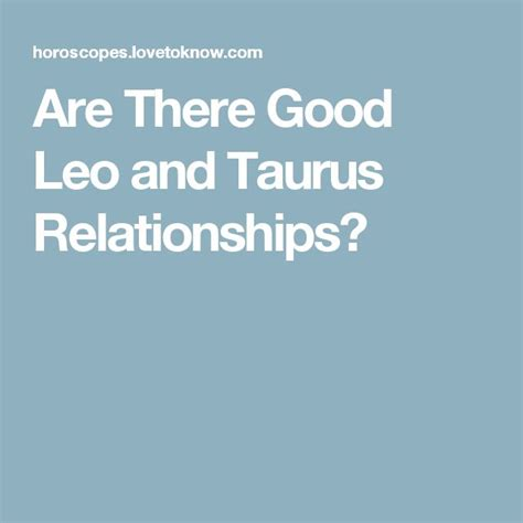 25 best ideas about taurus relationships on pinterest