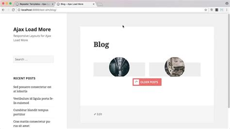 responsive layout maker pro youtube predefined responsive layouts for ajax load more youtube