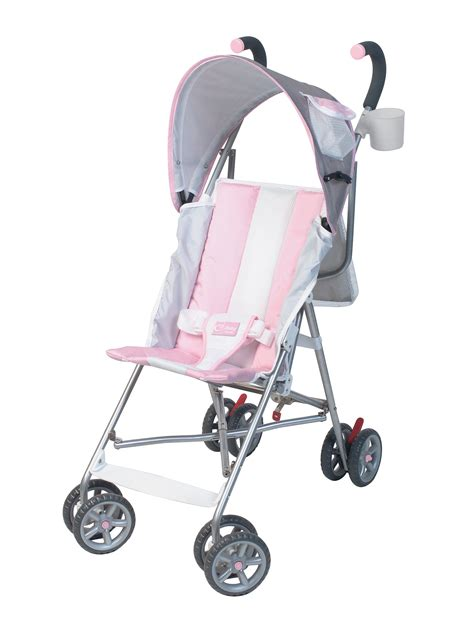 Reclinable Umbrella Stroller by Kolcraft Ibaby 174 Reclining Umbrella Stroller