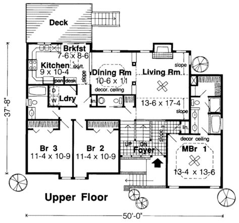 4 Bedroom House Plans Page 299 | modern style house plan 3 beds 4 00 baths 1945 sq ft