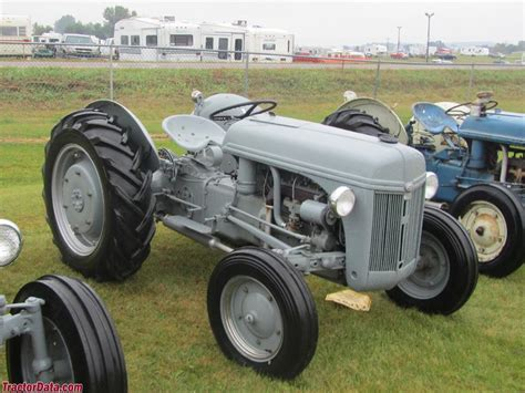 tractordata ford 2n tractor photos information