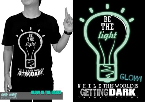 Kaos Rohani Baju Follow Jesus Wanita be the light dari one way shop di t shirts tops produk grosir