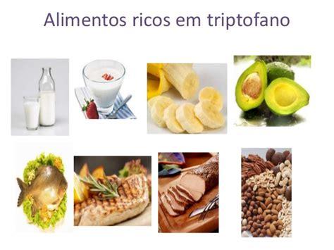 triptofano alimenti serotonina