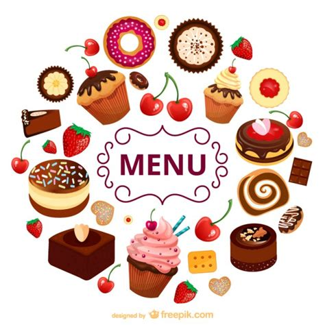 Dessert Vectors, Photos and PSD files   Free Download