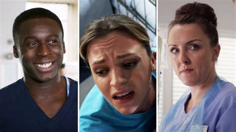 News More And The City Spoliers by Holby City Spoilers Killer Showdown For And Fran