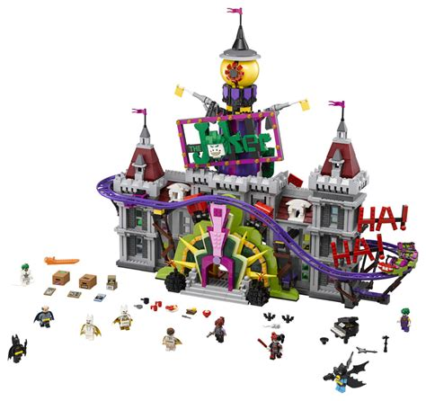Kitchen Television Ideas the joker takes over wayne manor in this massive lego