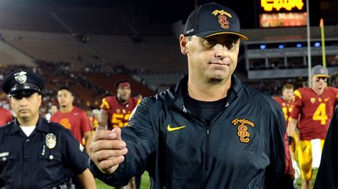 usc coach steve sarkisian called not healthy placed on steve sarkisian fired as usc s football coach la times