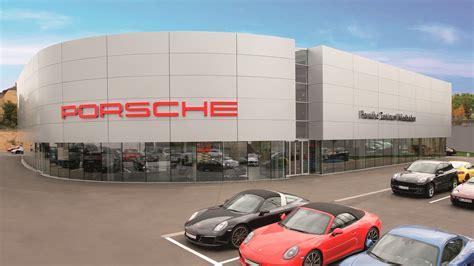 Porsche Zentren by Startschuss F 252 R Neues Porsche Zentrum Autohaus De