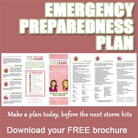 So Whats Your Emergency Plan by Don T Say I Told You So