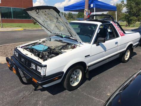 old car owners manuals 1986 subaru brat windshield restored 1986 subaru brat gl 4wd classic subaru brat 1986 for sale