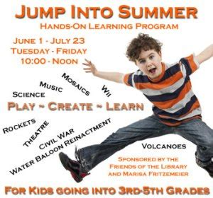 Jump Into The Jumper Trend This Summer by Jump Into Summer Independence Library
