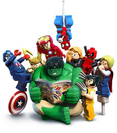 tutorial lego marvel superheroes lego marvel super heroes by albert co