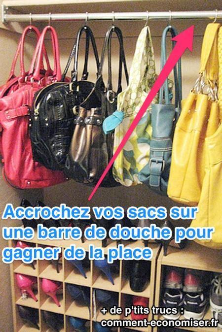 Comment Ranger Ses Sac A by Une Astuce Pour Ranger Ses Sacs Quand On Manque De Place