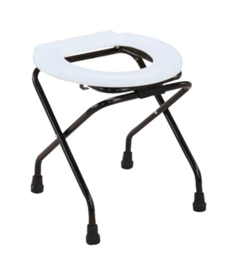 Foldable Toilet Chair by Dr Kelvin Drm2 Toilet Chair Commode Stool With Pot