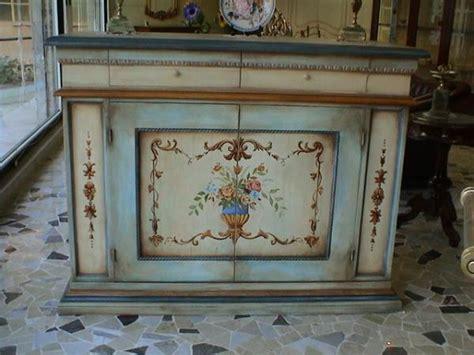 mobili decorati mobili buscemi arredamenti credenzone decorato