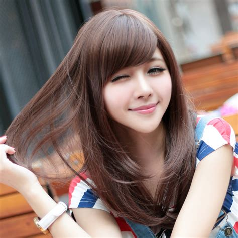 beragam model gaya rambut wanita sesuai  bentuk
