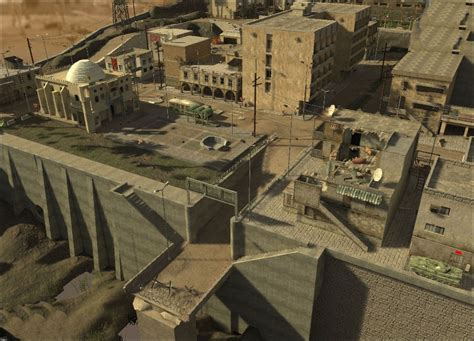 call of duty 4 maps call of duty 4 map city assault screenshot 3 images frompo