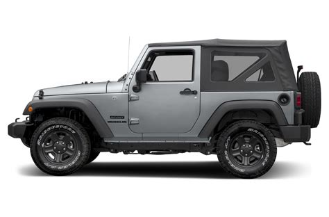 Jeep Wrangler Pricing New 2017 Jeep Wrangler Price Photos Reviews Safety